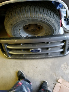 1999-2003 Ford Super Duty Grille