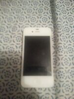 White iphone 4 for trade or sell