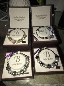 Bella Perlina Charm Bracelet (Pandora Style)