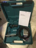 Brand new Makita Variable Speed Jig Saw.
