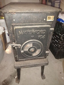 Waterford 104 wood stove
