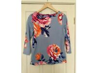 Joules Harbour Top Size 10