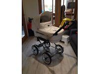 Baby style emmaljunga pram/pushchair