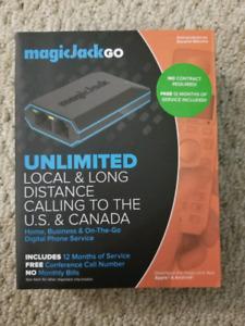MagicJackGo