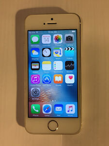 Mint iPhone 5s 16GB Rogers / Chatr 10/10