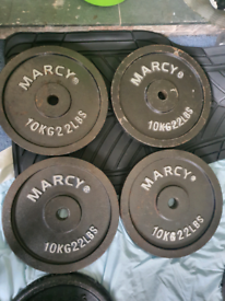 70 KG CAST IRON WEIGHTS