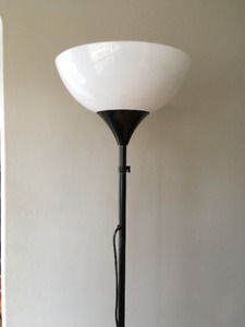 Simple Floor Lamp (ad up=available)