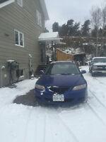 2004 Mazda Mazda Sedan