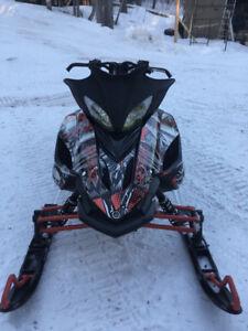 2008 Yamaha Apex LTX sled