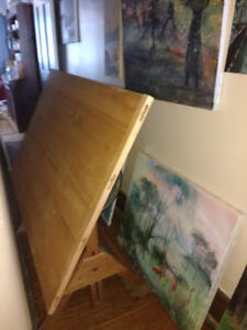 Drafting table - $350 or reasonable offer