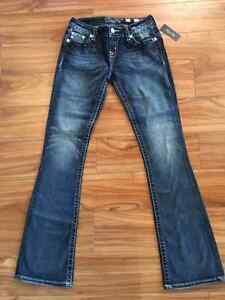 Miss Me Jeans 25 x 34 new with tags