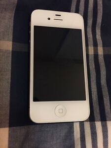 White iPhone 4s 32 gigabytes