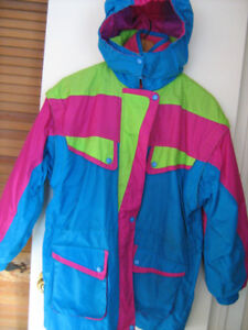 2 New Winter Jackets--Zip-out Lining--$25.each