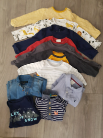 Boy clothes 0-6 months. Excellent Condition some brand new.