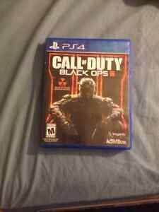 COD BO3 - ps4 London Ontario image 1