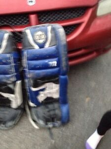 Goalie pads  West Island Greater Montréal image 6