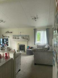 Static Lodge For Sale Off Site 2 Bedroom Delta Evesham Lodge 40FTx20FT Two