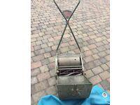 Ransomed Ajax push mower £125