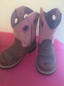 Toddler Size 8 Ariat Fatbaby Boots