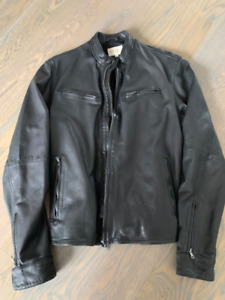 Levi's Made & Crafted Leather Biker Jacket (men's)