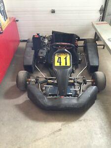Go cart' rot ax 125cc