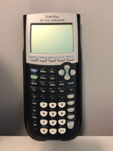 T1-84 Graphing Calculator