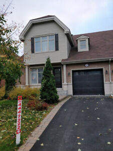 Nice New semi-detached House in c section of brossard for rent