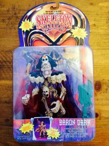 jouet vintage Skeleton Warrior