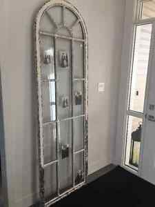 Farmhouse style window panes NEW 7ft - $520 for both