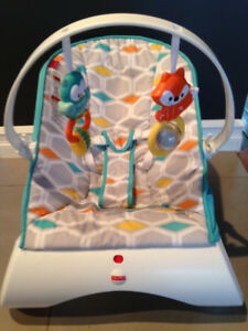Chaise Fisher Price Comfort Curve Bouncer