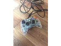 AfterGlow Xbox 360 wired controller green