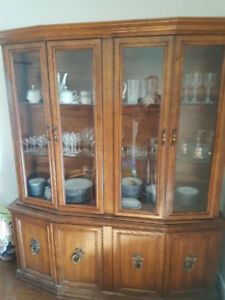 Great dinning room sets(solid wood)for sell