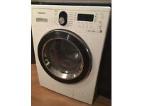 Samsung WD8704RJA washing machine / washer dryer - spares or repair