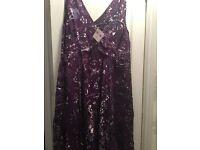 New with tags dress by Twiggy size 24
