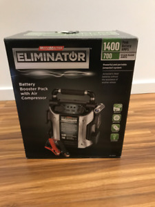 À VENDRE - FOR SALE NEW BOOSTER PACK ''ELIMINATOR'' NEUF