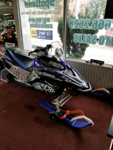 2011 yamamha apex mcxpress turbo