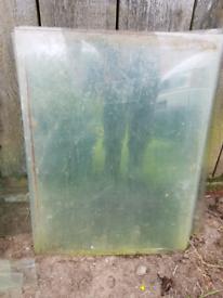 Greenhouse glass 18 x 24