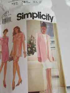 Simplicity7661 sewing pattern