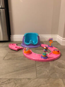 """Baby """"Saucer Seat"""""""