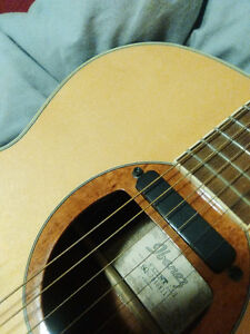 Electro-acoustic Ibanez in excellent condition. Kitchener / Waterloo Kitchener Area image 2