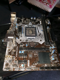 HP Compaq Elite 8300 SFF Desktop Computer PC Intel® Core™ i5
