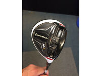 TAYLORMADE M1 3 WOOD. STIFF FLEX. GOOD CONDITION