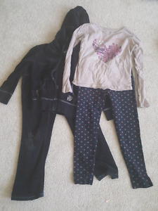 Girls size 6-7 outfits, good condition, $20 obo