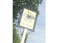 F/T & P/T BAR & WAITING STAFF required for stunning country pub...