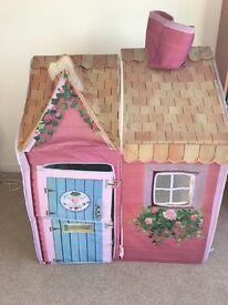 Rose petal cottage