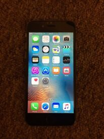 iPhone 6 Grey 16GB unlocked