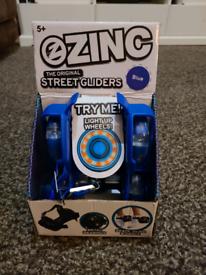 Zinc street gliders