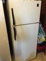 GE small fridge for sale
