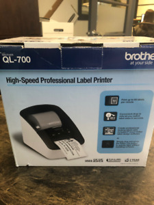 Brother Professional Label Printer