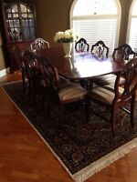 Dining room set by Gibbard Canada